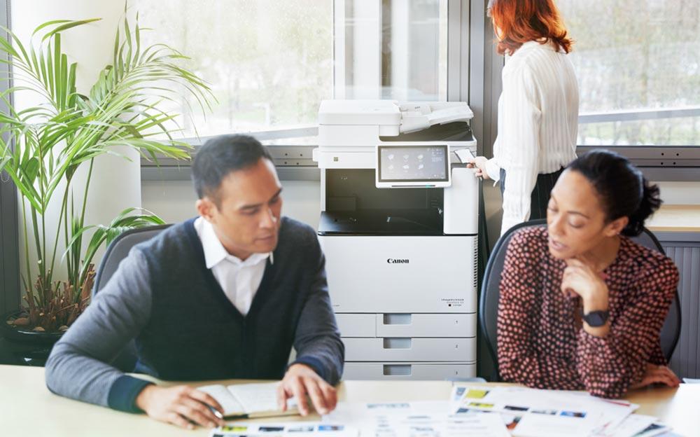 Location photocopieur et imprimante multifonction - Goodmorningoffice