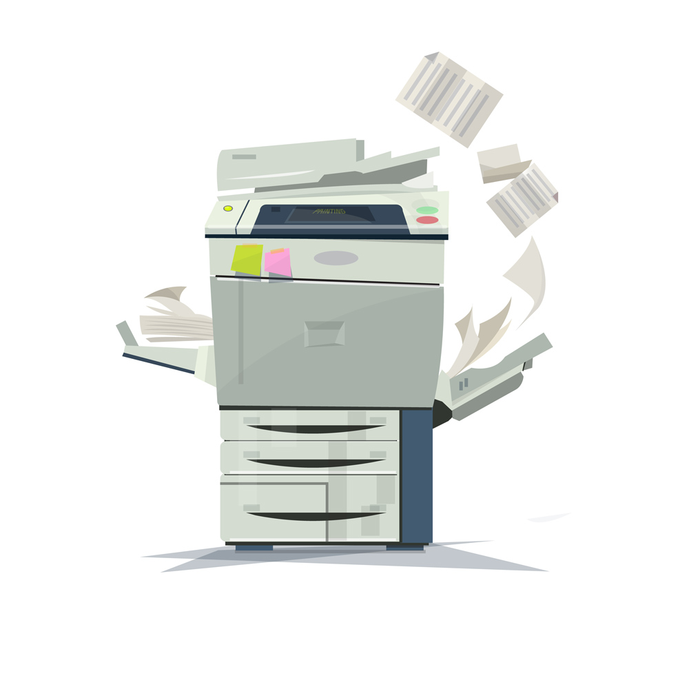 Expert en location de photocopieur