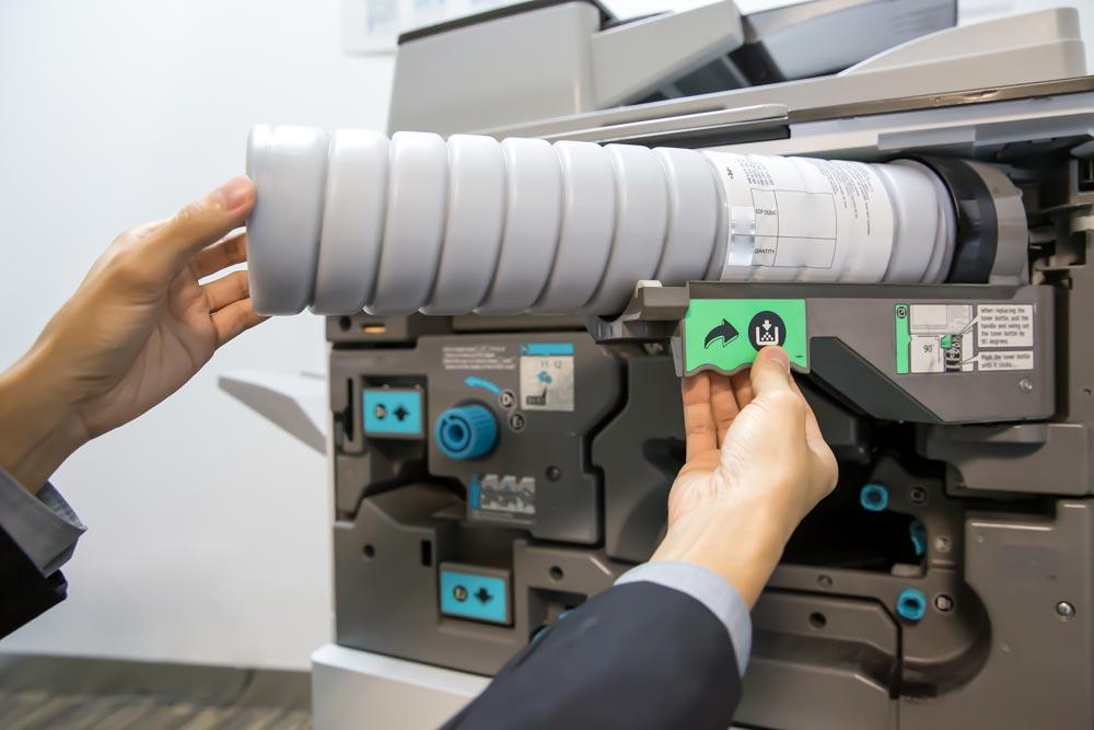 Location de photocopieur et maintenance