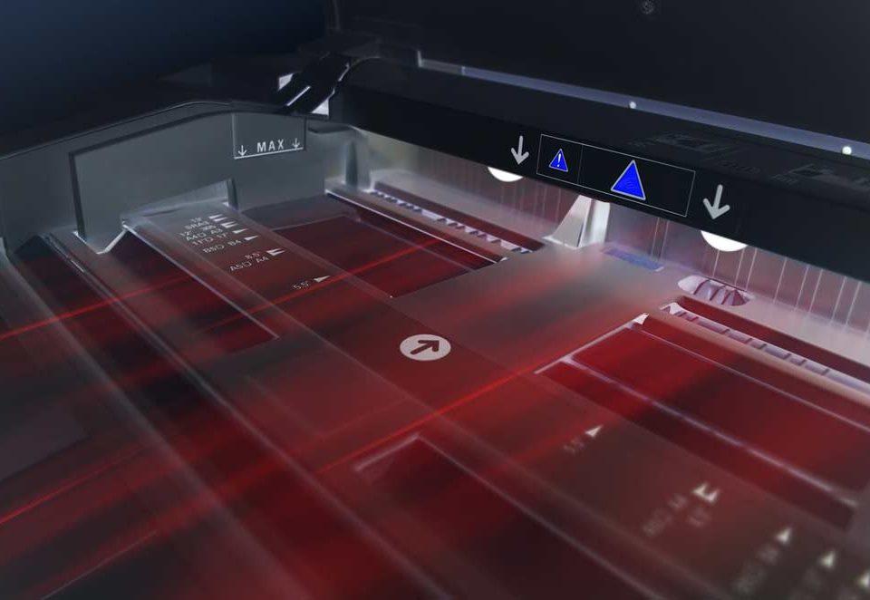 nettoyage imprimante