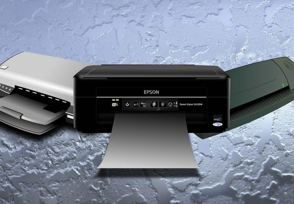 gestion parc d'imprimante