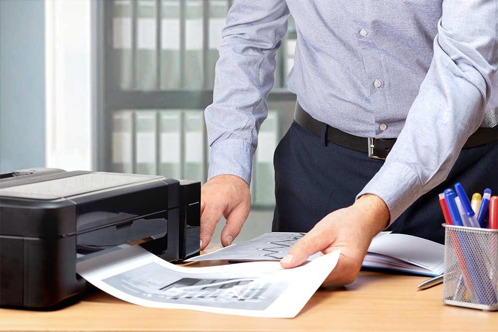 Protection données imprimantes